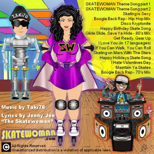 skatewoman-album
