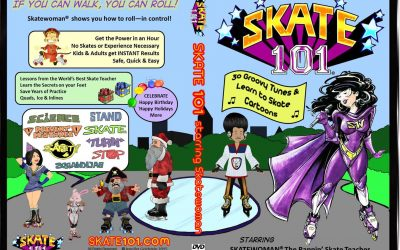 Learn How to Skate DVD and Music Video Collection