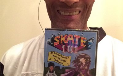"Toure Clark, aka ""Uncle Jamm,"" a Retired Veteran & Jamskater, buys the first Skate 101 DVD"