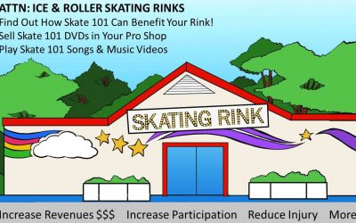 Skating Rinks – Let Skate 101 Benefit Your Rink!