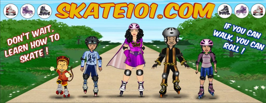 Learn To Skate With Skatewoman