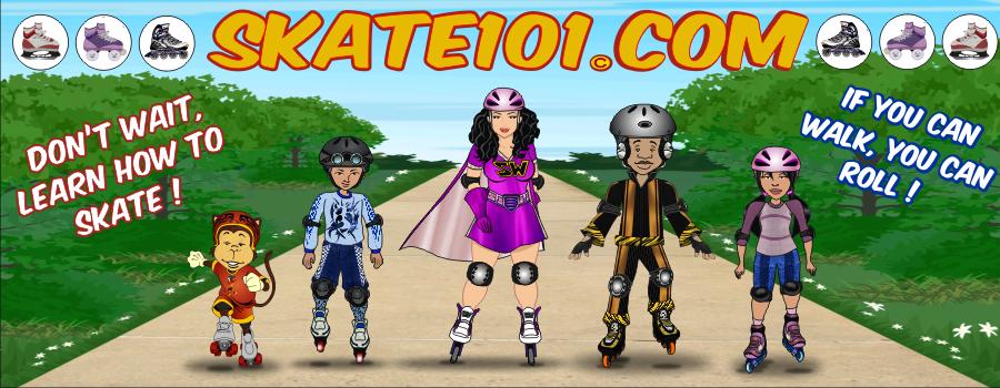 Skate101.com banner