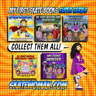 first-skate-books-super-series